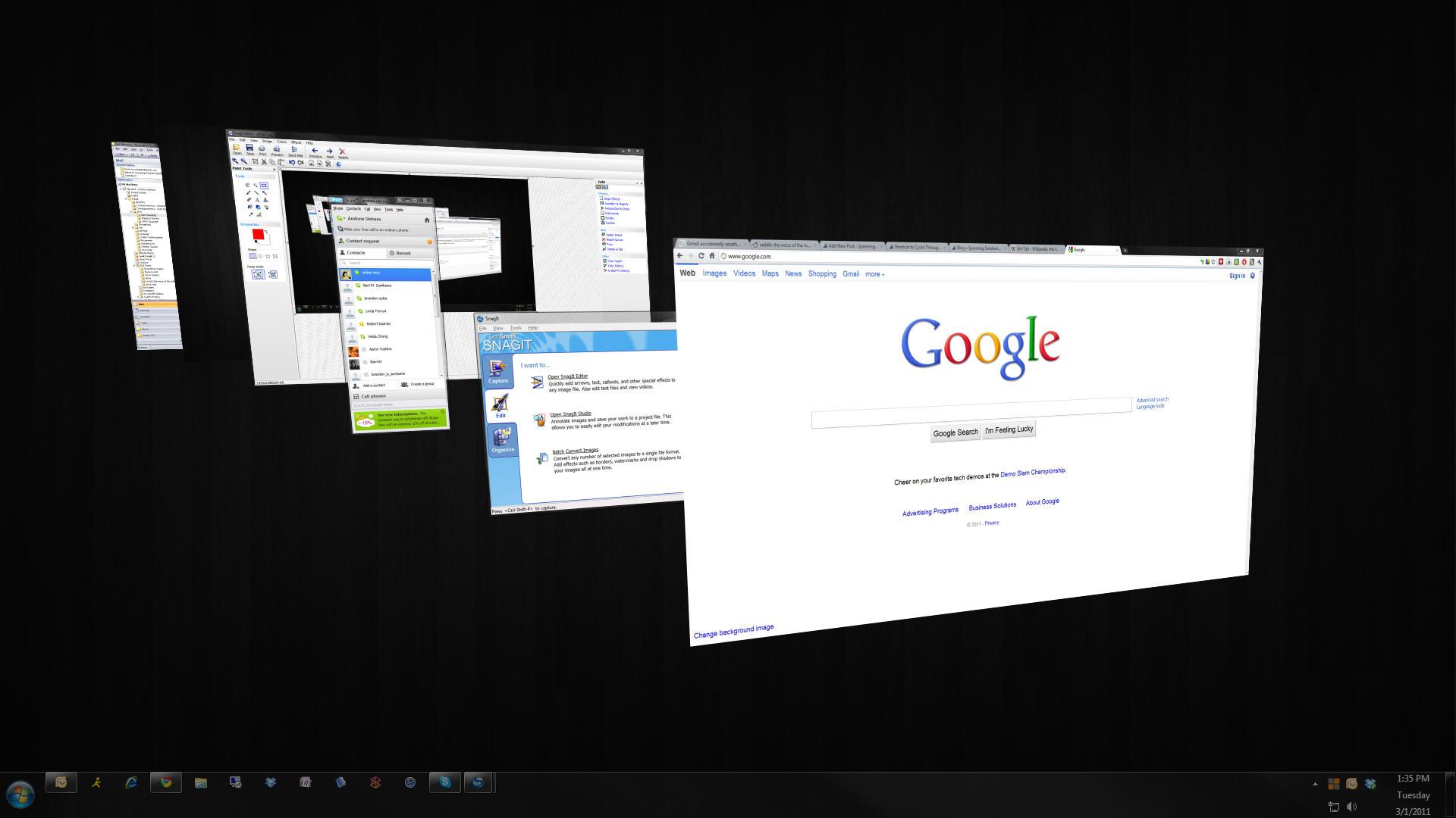 「Windows + Tab」の画像検索結果